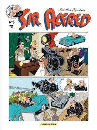 Sir Alfred n°3, comics chez Dargaud de Hensley
