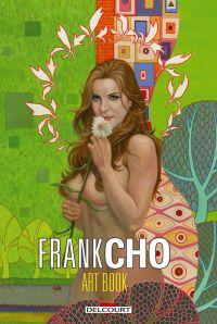 Frank Cho Art Book, comics chez Delcourt de Cho
