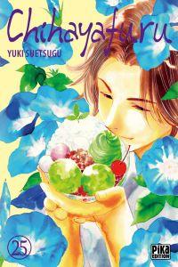 Chihayafuru T25, manga chez Pika de Suetsugu