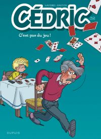 Cédric T32 : C'est pas du jeu ! (0), bd chez Dupuis de Cauvin, Laudec, Léonardo