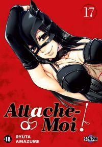 Attache-moi  T17, manga chez Pika de Amazune