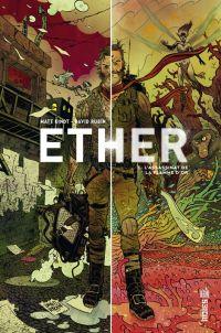 Ether T1 : L'assassinat de la flamme d'or (0), comics chez Urban Comics de Kindt, Rubin