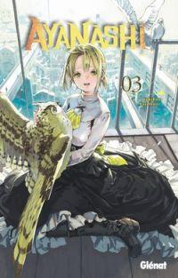 Ayanashi T3, manga chez Glénat de Kajimoto