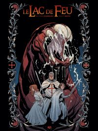 Le Lac de feu T3, bd chez EP Editions de Fairbairn, Smith