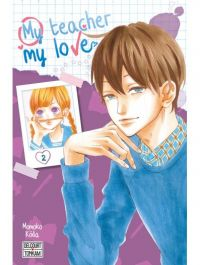 My teacher, my love T2, manga chez Delcourt Tonkam de Koda