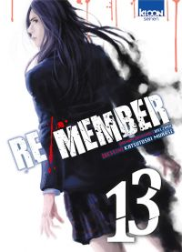Re/member T13, manga chez Ki-oon de Welzard, Murase