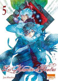 Les mémoires de Vanitas  T5, manga chez Ki-oon de Mochizuki