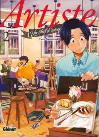 Artiste T2, manga chez Glénat de Samoyed