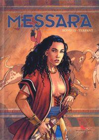 Messara, bd chez Les éditions du Long Bec de Bonifay, Terpant