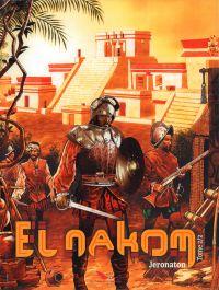 El Nakom T2, bd chez Les éditions du Long Bec de Jeronaton