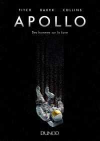 Apollo, comics chez Dunod de Baker, Fitch, Collins, Carter, Cardy