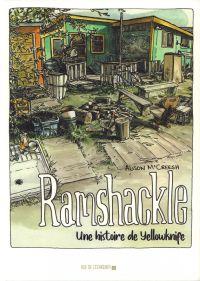 Ramschackle, bd chez Rue de l'échiquier de Mc Creesh