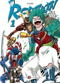 Redskin T1, manga chez Des bulles dans l'océan de Staark