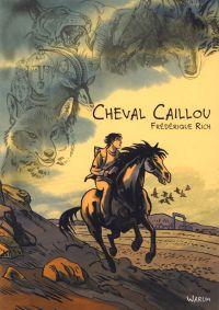 Cheval caillou, bd chez Vraoum! de Rich