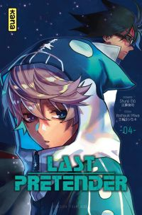 Last pretender T4, manga chez Kana de Eto, Miwa