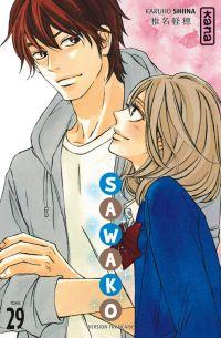 Sawako  T29, manga chez Kana de Shiina