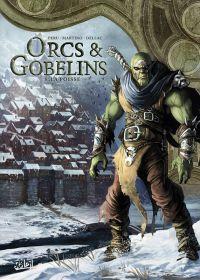 Orcs et Gobelins T5 : La Poisse (0), bd chez Soleil de Peru, Martino, Dellac, Nanjan
