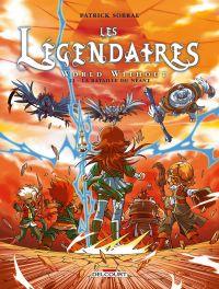 Les Légendaires T21 : La Bataille du néant (0), bd chez Delcourt de Sobral