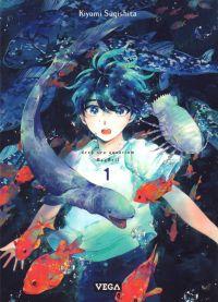 Deep sea aquarium Magmell T1, manga chez Vega de Sugishita