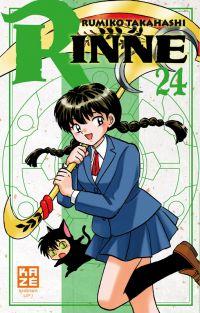 Rinne T24, manga chez Kazé manga de Takahashi