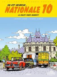 Nationale 10, bd chez Paquet de Carré, Dubois