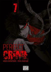 Perfect crime T7, manga chez Delcourt Tonkam de Miyatsuki, Kanzaki