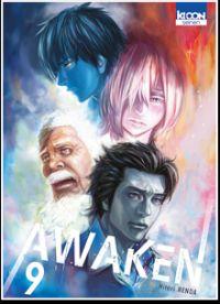 Awaken T9, manga chez Ki-oon de Renda