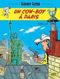 Les Nouvelles aventures de Lucky Luke T8 : Un cow-boy à Paris (0), bd chez Lucky Comics de Jul, Achdé, Mel