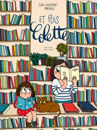 Et puis Colette, bd chez Delcourt de Henrionnet, Mathou