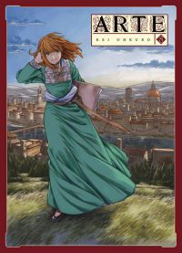 Arte T8, manga chez Komikku éditions de Ohkubo