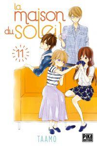 La maison du soleil  T11, manga chez Pika de Taamo