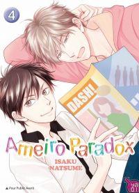 Ameiro paradox T4, manga chez Taïfu comics de Natsume