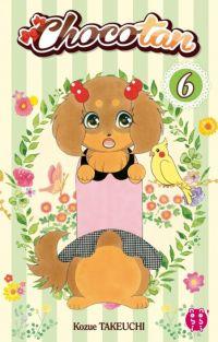 Chocotan T6, manga chez Nobi Nobi! de Takeuchi