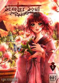 Scarlet Soul T1, manga chez H2T de Yukishiro