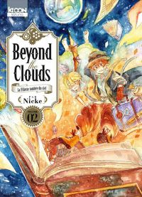 Beyond the clouds T2, manga chez Ki-oon de Nicke