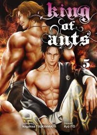 King of ants T5, manga chez Komikku éditions de Tsukawaki
