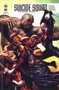 Suicide Squad Rebirth T5 : Qui aime bien, châtie bien (0), comics chez Urban Comics de Williams, Vazquez, Ferreyra, Padilla, Cafaro, Hi-fi colour, Lucas, Bermejo