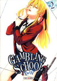 Gambling school twin T2, manga chez Soleil de Kawamoto, Saiki