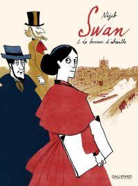 Swan T1 : Le buveur d'absinthe (0), bd chez Gallimard de Belhadj Kacem