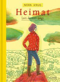 Heimat, bd chez Gallimard de Krug