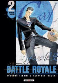Battle royale T2, manga chez Soleil de Takami, Taguchi