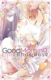 Good morning little briar-rose T6, manga chez Akata de Morino