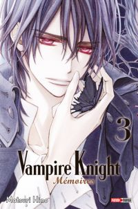 Vampire knight - Mémoires T3, manga chez Panini Comics de Hino