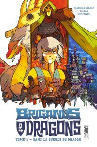Brigands & Dragons T1 : Dans la gueule du Dragon (0), comics chez Hi Comics de Girner, Galaad, Powell