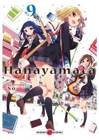 Hanayamata T9, manga chez Bamboo de Hamayumiba