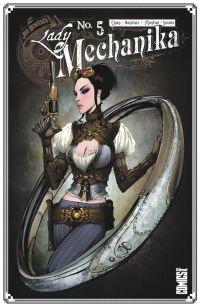 Lady Mechanika T5, comics chez Glénat de Benitez, M., Montiel, Sotelo