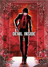 Devil inside T3, manga chez Komikku éditions de  Obe, Ogawa