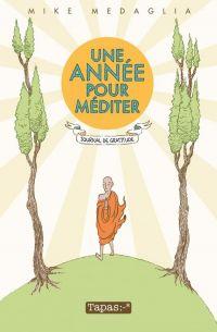 Année pour méditer, bd chez Delcourt de Medaglia