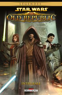 Star Wars The Old Republic : Le sang de l'empire ; Risques de paix ; Soleils perdus (0), comics chez Delcourt de Freed, Chestney, Freeman, Ross, Sanchez, Atiyeh