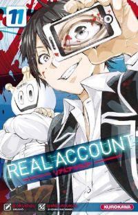 Real account T11, manga chez Kurokawa de Okushou, Shizumukun